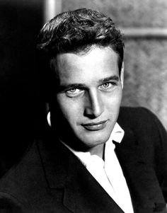 People constantly tell my husband he looks like a young Paul Newman. He's definitely as cool and laid back as Paul Newman was though : ) Paul Newman Young, Paul Newman Robert Redford, Robert Redford Young, Hollywood Men, Hollywood Stars, Classic Hollywood, Vintage Hollywood, Marlon Brando, Paul Newman Joven