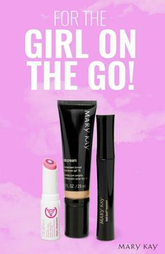 Easy to apply! Last all day long! Gives you 8 beautiful benefits! Try it today! Message me for free samples!