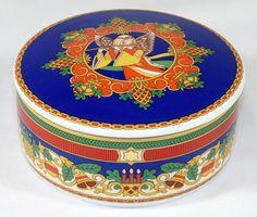 HUTSCHENREUTHER - Dose BONBONIERE Deckeldose - WEIHNACHTEN - TOP !!! in Antiquitäten & Kunst, Porzellan & Keramik, Porzellan | eBay!
