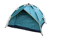 The Large Family Tent Double 190t Polyesterƒ??6.5-6.5 Ftƒ?Ÿauto Open with String Very Convenient (green) *** You can find out more details at the link of the image.