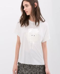 Image 1 of MONSTER EYE T-SHIRT from Zara