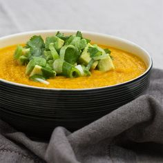 spicy carrot soup the indie broccoli more soups ideas carrot soup ...