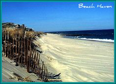 Beach Haven, LBI. Where I'll be spending Memorial Day weekend.