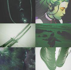 Gamora aesthetic #marvel #guardians of the galaxy vol 2