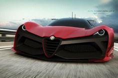 Alfa Romeo Zero?