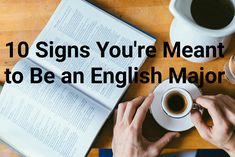 10 Signs You're Meant to Be an English Major - Playground of Randomness Poems About School, School Poems, Journalism Major, Technical Writing, Study Hard, Essay Writing, Study Tips, College Life, Teaching English