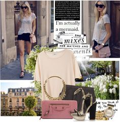 """♥ Street style! ♥/Top set for Jul 7th, 2012"" by majksister ❤ liked on Polyvore"