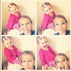 Anna Saccone Joly and Emilia Tommasina Saccone Joly taking selfies together This is just too cute :) Cute Family, Family Goals, Beautiful Family, Anna Saccone Joly, Saccone Jolys, Pointless Blog, Famous Youtubers, Watch Youtube Videos, Power Of Social Media