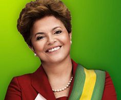 Dilma Rousseff: b. 1947; Dilma Rousseff is President of Brazil, and the 1st woman to hold the office.  As a youth, she joined guerrillas that fought against dictatorship, was jailed, and tortured.  After release, she founded the Democratic Labor Party, but later joined the Worker's Party. President Lula da Silva appointed her Minister of Energy, but a scandal led to the resignation of the Chief of Staff. Rousseff assumed the post, remaining until she ran for President.