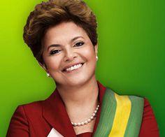 Dilma Rousseff --Brazilian politician became President of Brazil  1 January 2011. w2wmagazine.com #w2wmagazine #w2w #women #womensnews #womenspolitics #womeninpolitics #politics #political #femalesinpolitics #politicalfemales #womenleaders #femaleleaders #intelligentwomen #women #femalepoliticians #news