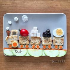 10 Tips to Ensure Your Children Are Having a Healthy Balanced Diet - Life ideas Cute Food Art, Creative Food Art, Food Art For Kids, Children Food, Art Children, Toddler Meals, Kids Meals, Baby Food Recipes, Cooking Recipes
