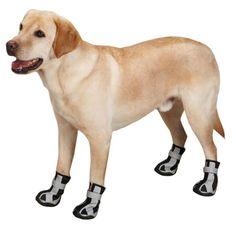Guardian Gear Nordic Trek Dog Boots – Gray