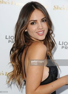 Actress Eiza Gonzalez arrives at the Los Angeles Premiere 'She's Funny That Way' at Harmony Gold on August 19, 2015 in Los Angeles, California.