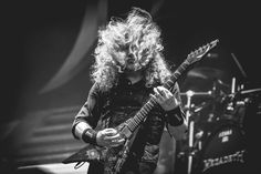 Dave Mustaine - Tons of Rock Festival - Halden, Norway, 6/25/16