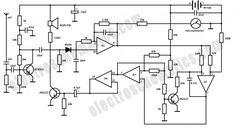 rf spy bug detector circuit schematic