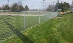 We provide a wide variety of chain link fences in Toronto, Mississauga, Brampton, Oakville, Etobicoke to suit your style. Chain link fences are very popular due to affordability and durability.