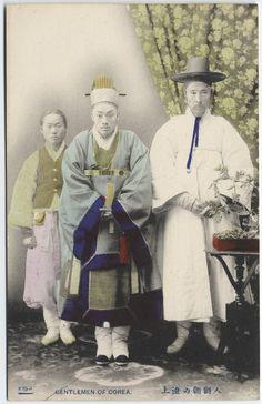 어느 집 가족 사진들 1930-45