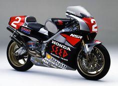 Shinichi Itoh Honda NSR 500 - SEED Racing Team (1988)