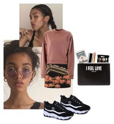 """""""If you don't wanna be down with me, you don't wanna be from my appletree"""" by astrro on Polyvore featuring FAUSTO PUGLISI, Acne Studios, Givenchy, women's clothing, women's fashion, women, female, woman, misses and juniors"""