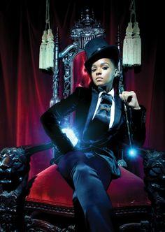 Steampunk/Gothic Ladies | Beauty | Fashion | Costume | Illusionist