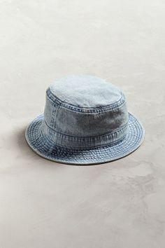 38edacb5403 Slide View  1  BDG Washed Denim Bucket Hat Moda A Preços Acessíveis