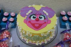 abby cadabby cake - Google Search