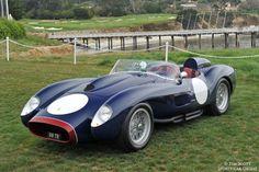 1958 Ferrari 250 Testa Rossa Scaglietti Spider 0752TR