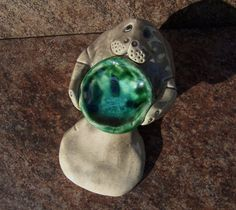 Manatee Ring Holder by Dragonware on Etsy, $20.00