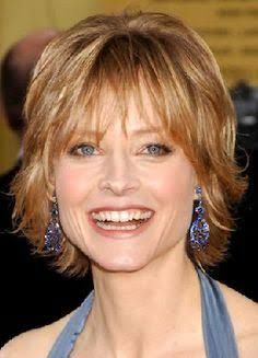Image result for jodie foster haircut