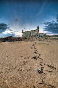 Castelo do Queijo XI by hfmsantos, via Flickr