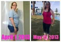 wow 1 month awsome results