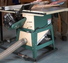 Capture Tablesaw Dust - Popular Woodworking Magazine