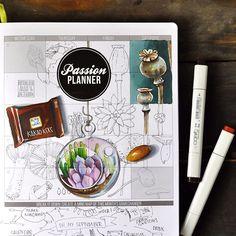 """September Через два дня в @kalachevaschool начнётся мой очный курс """"Скетчинг Про"""". В программе: огонь, вода и медные трубы, а также стекло, мех и ботаника! Полный список тем по ссылке в профиле. Жду вас за знаниями #sketchbook #sketch #copic #passionplanner #kalachevaschool #topcreator #visualjournal #visualdiary"""