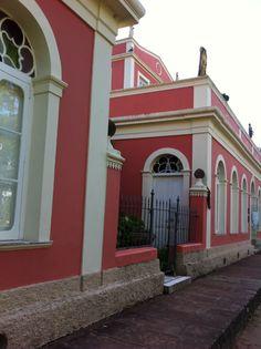 Museu Municipal Parque da Baronesa - Pelotas-RS