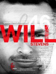 Will Stevens Formula One Grand Prix driver