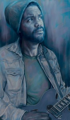 Gary Clark Jr. by Jason Seiler