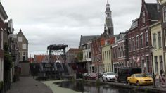 Traveller: The Netherlands, Maassluis.