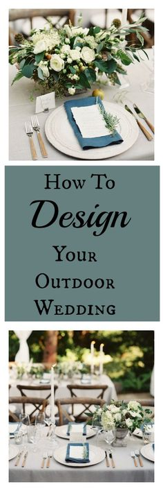 Wedding inspiration found here!  Check out our tips on designing and decorating your wedding.