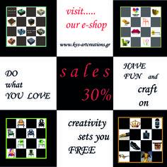 kvs-artcreations.gr----SALES 2015 Collage Techniques, Decoupage Box, Set You Free, Greek, Boxes, Creative, Projects, Fun, Handmade
