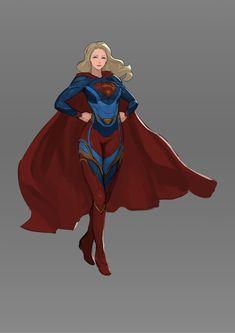 Dc Comics Characters, Dc Comics Art, Comics Girls, Female Characters, Fictional Characters, Comic Book Girl, Comic Books Art, Comic Art, Comic Movies