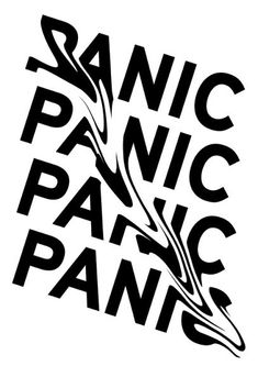 bentobox - PANIC distorted typeface by swedish designer Bengt Brummer Typography Poster, Graphic Design Typography, Graphic Art, Typography Inspiration, Graphic Design Inspiration, Shirt Logo Design, Visual Communication, Design Reference, Aesthetic Wallpapers