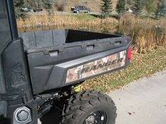 Used 2014 Polaris Ranger Crew 900 EPS Polaris Pursuit Camo ATVs For Sale in Colorado. 2014 Polaris Ranger Crew 900 EPS Polaris Pursuit Camo, 2014 Polaris® Ranger Crew® 900 Solar Red Hardest Working Features ALL-NEW, 60 HP PROSTAR® 900 ENGINE The all-new Polaris ProStar 900 engine features 60 HP, pumping out incredible, class-leading torque and pulling power. Electronic Power Steering (EPS) The smoothest, most responsive electronic power steering available, with Variable Assist for easier…