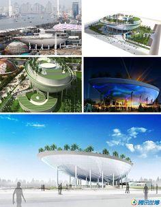 Shanghai Expo 2010: 15 Cutting-Edge Architectural Designs  Saudi Arabia's Pavilion