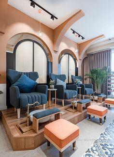 Beauty Room Salon, Beauty Room Decor, Beauty Salon Interior, Spa Interior Design, Spa Design, Deco Spa, Nail Salon Design, Beauty Salon Design, Spa Room Decor