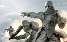 Star Wars Fan Art   40 Star Wars Fan-Art-Fantasien, die uns die Macht spüren lassen