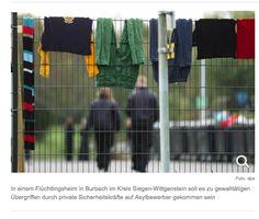 Kleider / Flüchtlingsheim