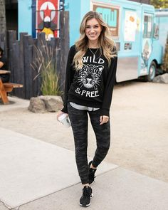 Grace And Lace, Wild And Free, Punk, Graphic Sweatshirt, Sweatshirts, Casual, Fashion Trends, Outfits, Beauty