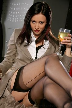 a powerful business lady ♥s it to have a nice glass of white wine on the first of May to celebrate her indipence and her success....
