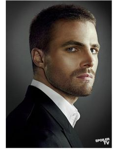 Stephan Amell - Oh my gosh! Just found out he's a contender for Christian Grey! So excited!