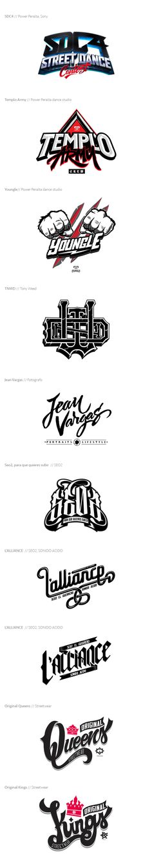 Logotipos realizados el 2014